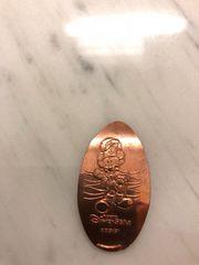 スーベニアメダル★ミッキー★東京ディズニーランド★�E