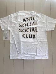 Anti Social Social ClubロゴTシャツsupremeシュプリームTMT