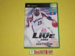 NBALIVE 2002★箱説付★スポーツ