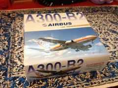 ドラゴン 1/400 A300−B2 コーポレートカラー