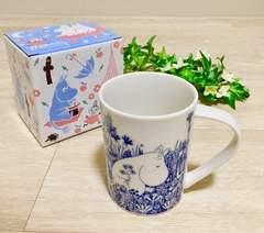 新品未使用ムーミンマグカップコーヒーカップ陶器日本製