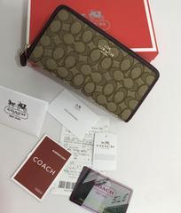 新型 COACH 財布 コーチF54633長財布
