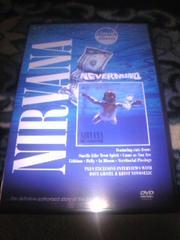 未開封DVD,NIRVANA(ニルヴァーナ)NEVERMIND