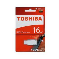 東芝 USBフラッシュメモリー 16GB 3.0 THN-U303W0160A4