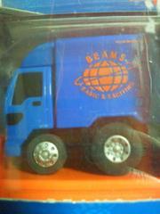チョロQ BEAMS ビームス 限定 DELIVERY CAR トラック ブルー 箱付き