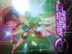 中川翔子「コンサートツアー2008〜貪欲☆まつり〜」限定版