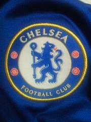 サッカー イングランド プレミアリーグ チェルシー アディダス ジャージ 上着 M ブルー