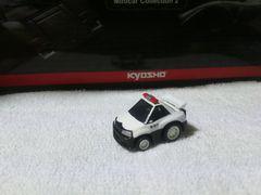 ちびっこドラゴン1 スカイラインR34 パトカー 警視庁 '03