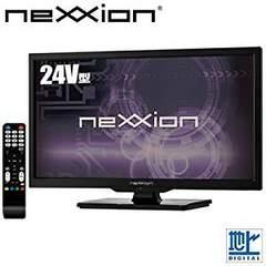 24V型 地上波デジタルハイビジョン液晶テレビ  ブラック