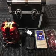 KDSレーザー(フルライン)受光器付き