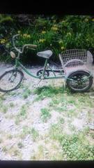 SBC大人用三輪自転車