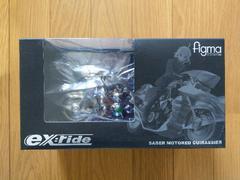 【未開封】Fate/Zero ex:ride セイバー・モータード・キュイラッシェ figma