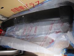 [稀少品]E24キャラバン・ホーミー バン用フロントバンパー