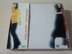 コーザ・ノストラCD「ラヴ・ザ・ミュージック」Cosa Nostra廃盤