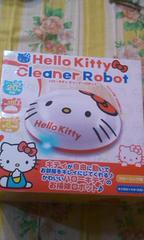 ハローキティ クリーナーロボット