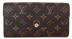 未使用正規ルイヴィトンモノグラムポルトフォイユサライニシャル長財布M60531LV財布