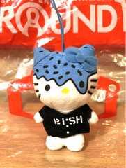 ■感謝祭!!ROUND1限定!BiSH×ハロ-キティ*オリジナルマスコット*ブル-■