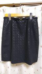 23区★ベルトデザインスカート☆サイズ40★美品♪