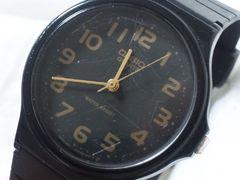 5601/CASIOカシオ★これからの時期に使いやすいウレタン素材メンズ腕時計!