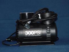 小型 軽量!エアーコンプレッサー 300PSI