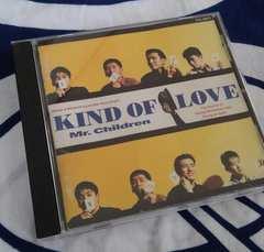 ☆送料無料☆ Mr.Children* KIND OF LOVE