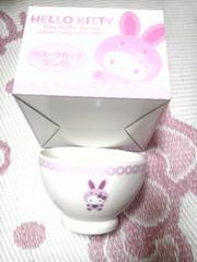 キティちゃんスープカップ(ピンク)