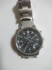 パイロットが好んで愛用のクロノグラフGUIONNET腕時計訳あり