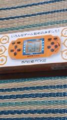 GAME POKE2【ミニミニゲーム】黒×オレンジ