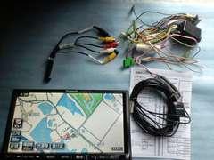 ☆ストラーダ 一体型(2DIN) HDDナビ CN-HDS700D 地図最新