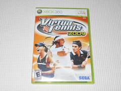 xbox360★VIRTUA TENNIS 2009 海外版