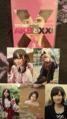 激安!超レア☆AKB48/AKBとXX!�B☆初回盤DVD2枚組/生写真5枚付!美品