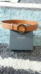 BVLGARI 正規 ベルト 全長91.5センチ ほぼ未使用