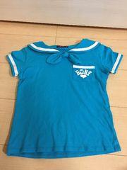 ◆ 良好 ◆ RONI ◆ 半袖 セーラー Tシャツ ML ロニィ