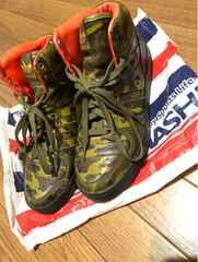 アディダス adidas ジェレミースコット 迷彩 靴 スニーカー