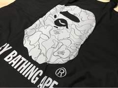 smart2015年4月号 A BATHING APE大容量プレミアムトートバッグ