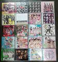 AKB48のCD20枚詰め合わせ福袋