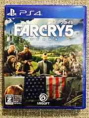 ファークライ5 美品 PS4 FARCRY5