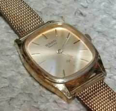 RADO クオーツ腕時計 アンティーク