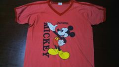 Velva Sheenミッキーマウス Tシャツ