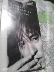 宇都宮隆↑見えない灼熱◇CDシングル美品☆Peaceofmind☆TMN