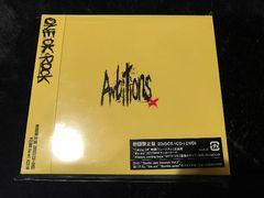 ONE OK ROCK Ambitions 初回限定盤(CD+DVD) 即決!