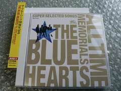ブルーハーツ/THE BLUE HEARTS【ALL TIME MEMORIALS】ベスト2CD