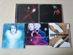 T.M.Revolution CDS5枚セット マキシシングル 西川貴教★