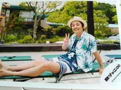 関ジャニ∞公式フォト 渋谷すばるくん 罪と夏