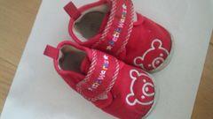 クマさん靴13.5センチ