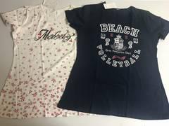 新品■大きいサイズ3L■ロゴ入りTシャツ2枚セット