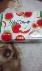 北海道仁木町りんごクッキー☆18枚入り