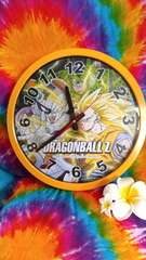 ドラゴンボール◆大きな壁掛け時計◆