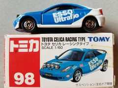 ☆タカラトミー トミカ98 1/60 セリカ レーシング中国製