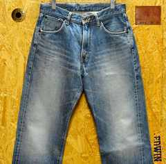 W31(86cm)◆廃盤◆エドウィン505赤耳ビンテージデニム股下67cm
